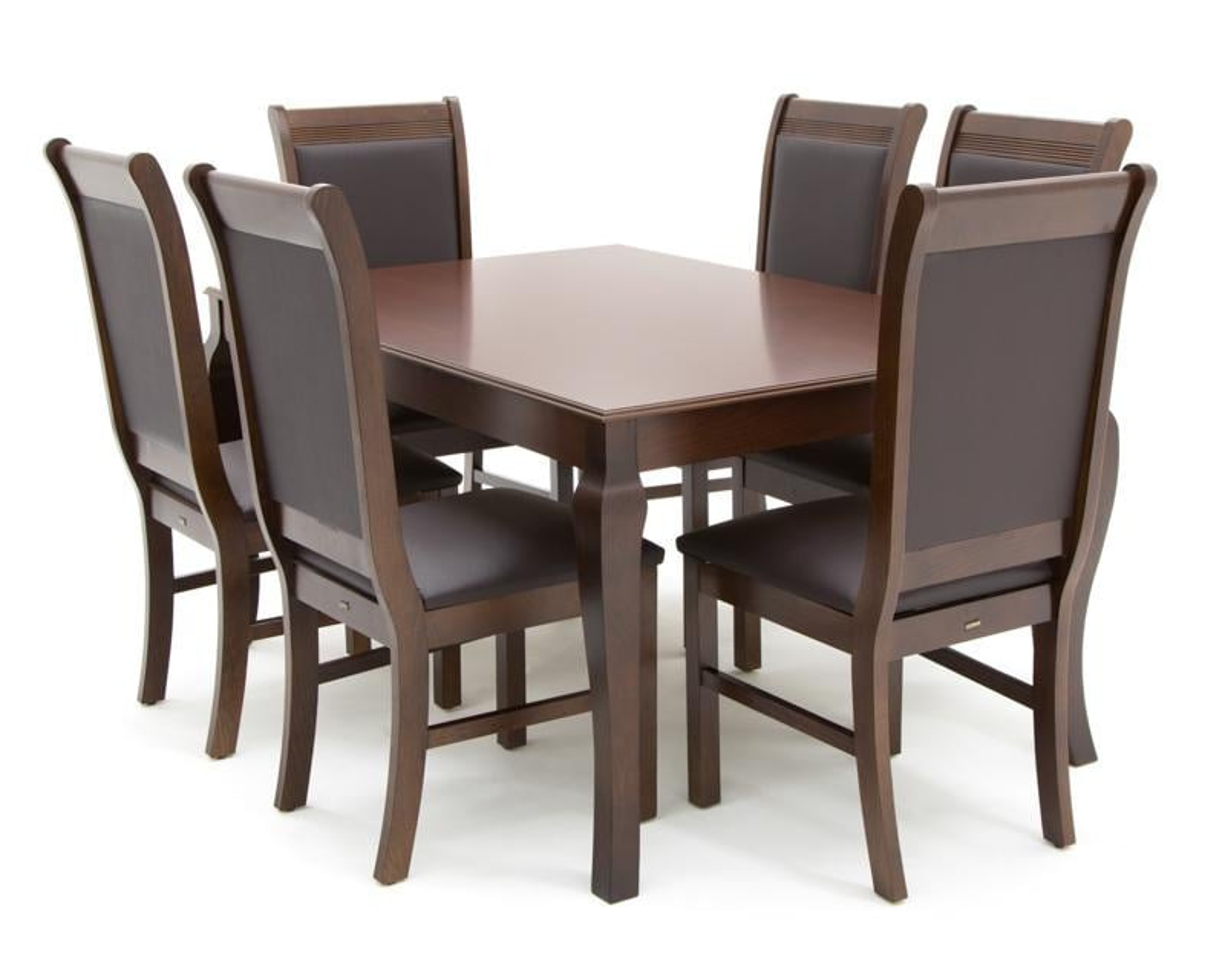 Comedor sevilla de 6 sillas 3455713 coppel for Silla comedor para ninos