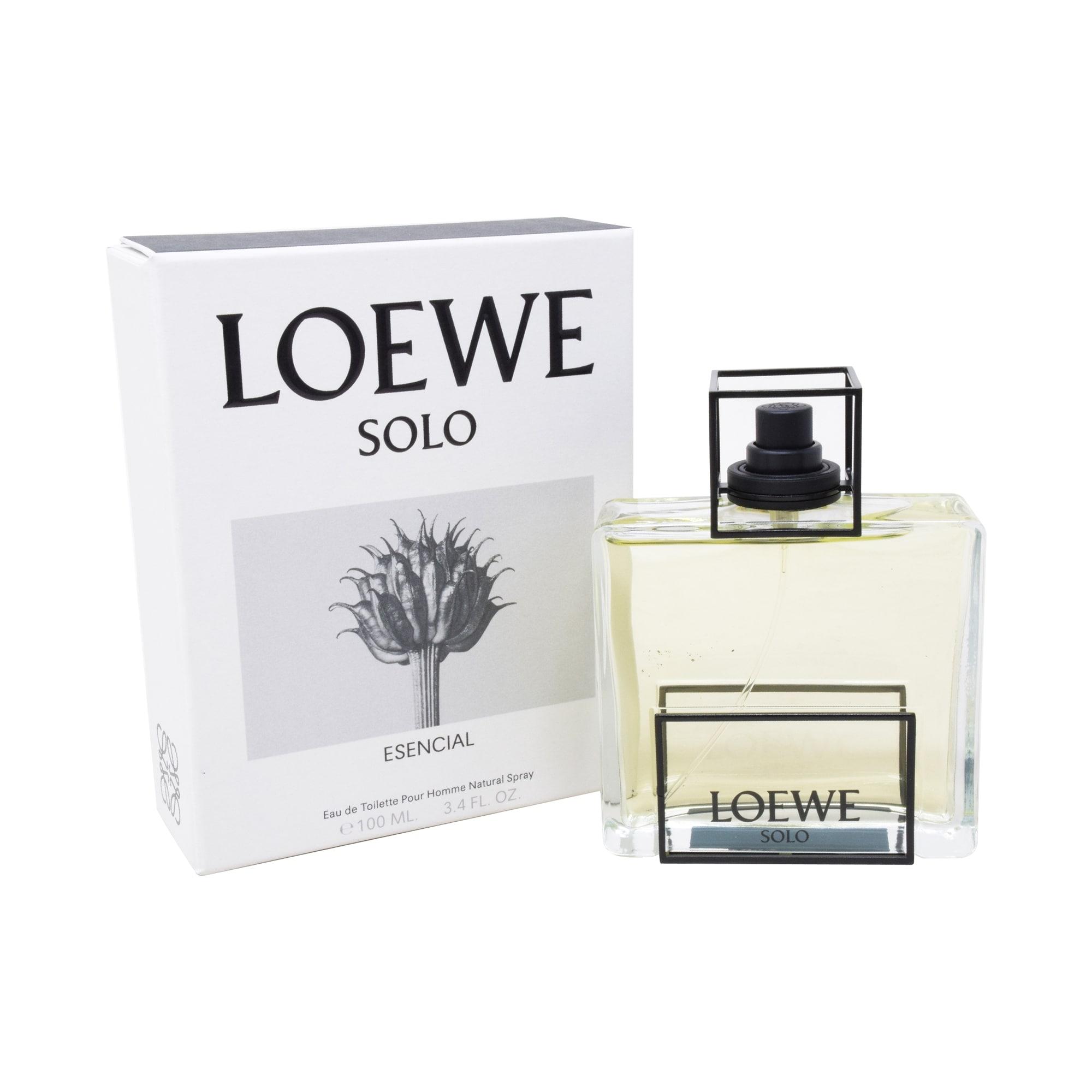 Perfume para Caballero Solo Loewe Esencial Edt Spray 100 ml