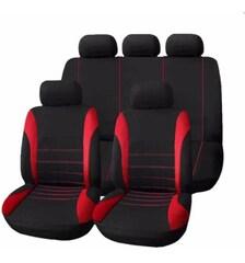 Cubre Asientos Genérico para Automóvil color Rojo