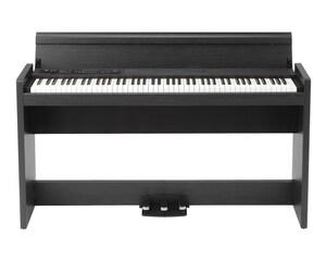 Piano Digital Korg LP-380 color Negro Veteado