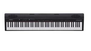 Piano Portatil Roland Go:PIANO88 color Negro