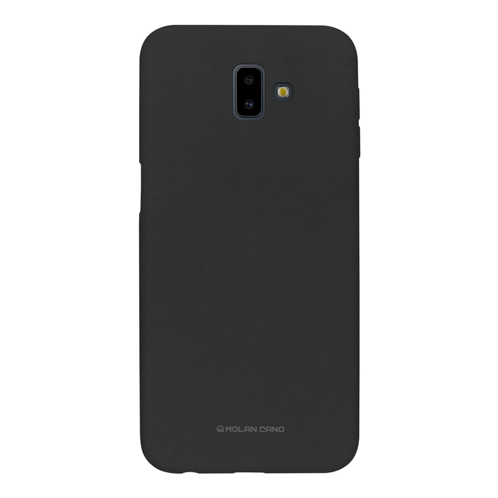 Funda Molan Cano color Negro para Samsung Galaxy J6 Plus y J6 Prime