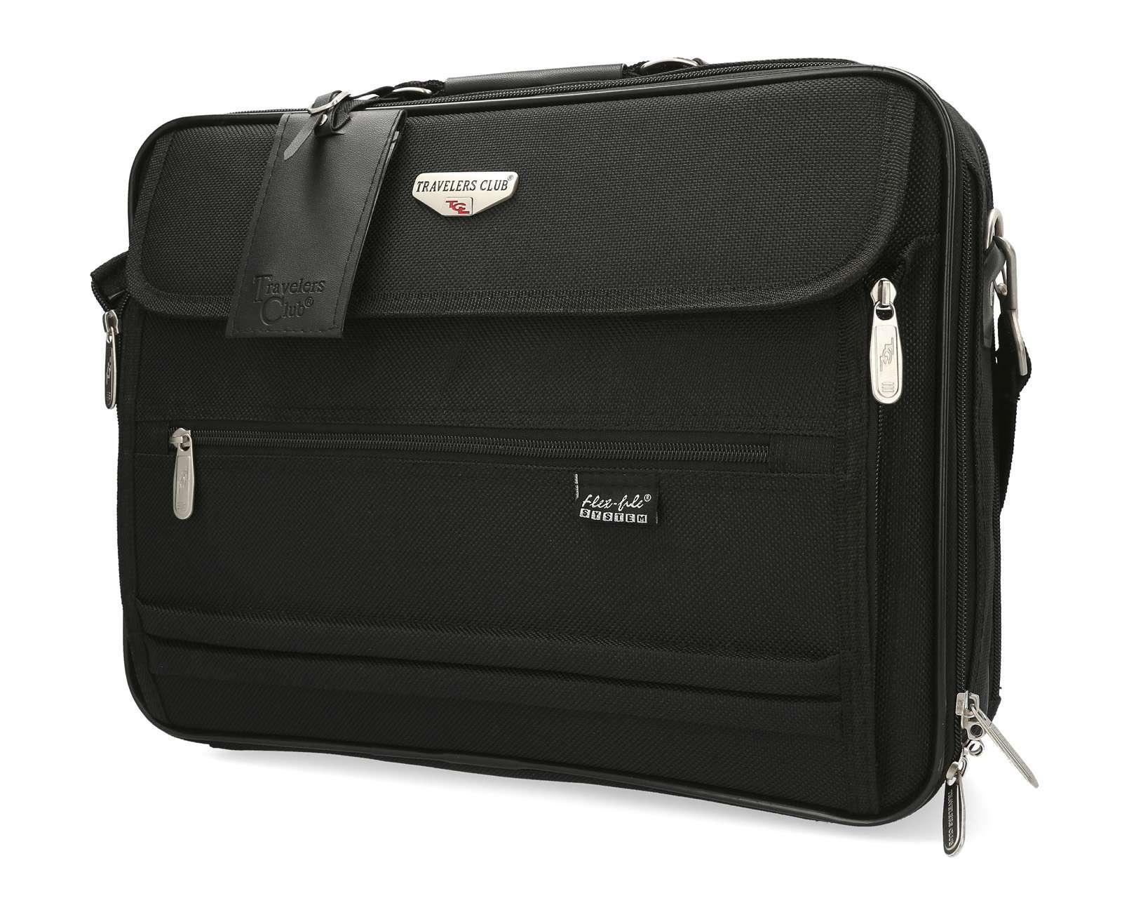 Portafolio Travelers 22015 15' Negro