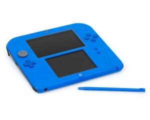 Consola Nintendo 2DS Azul con Super Mario Bros. 2 Preinstalado