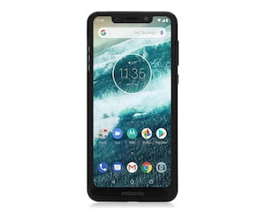 Movistar Motorola Moto One 64 GB Negro