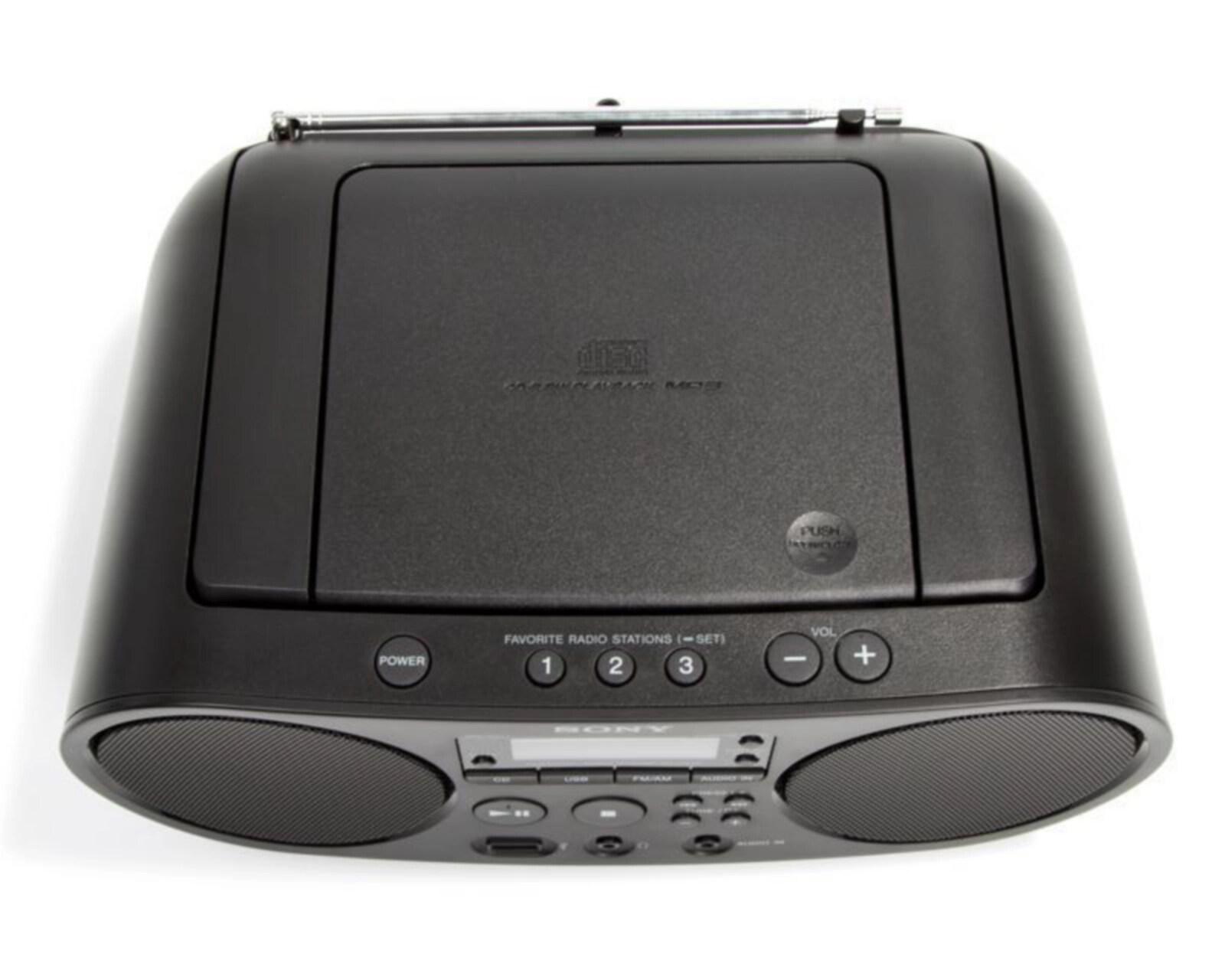 Foto 3|Radiograbadora Sony ZS-PS50
