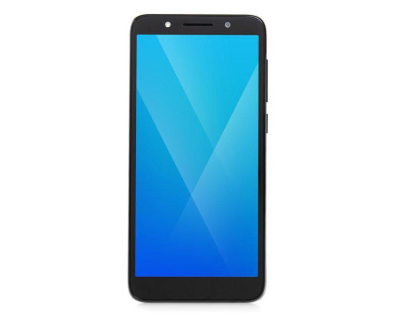 Unefon Alcatel 1C 5009 16 GB Negro