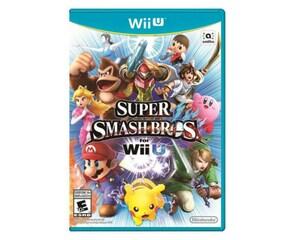 Super Smash Bros para Wii U