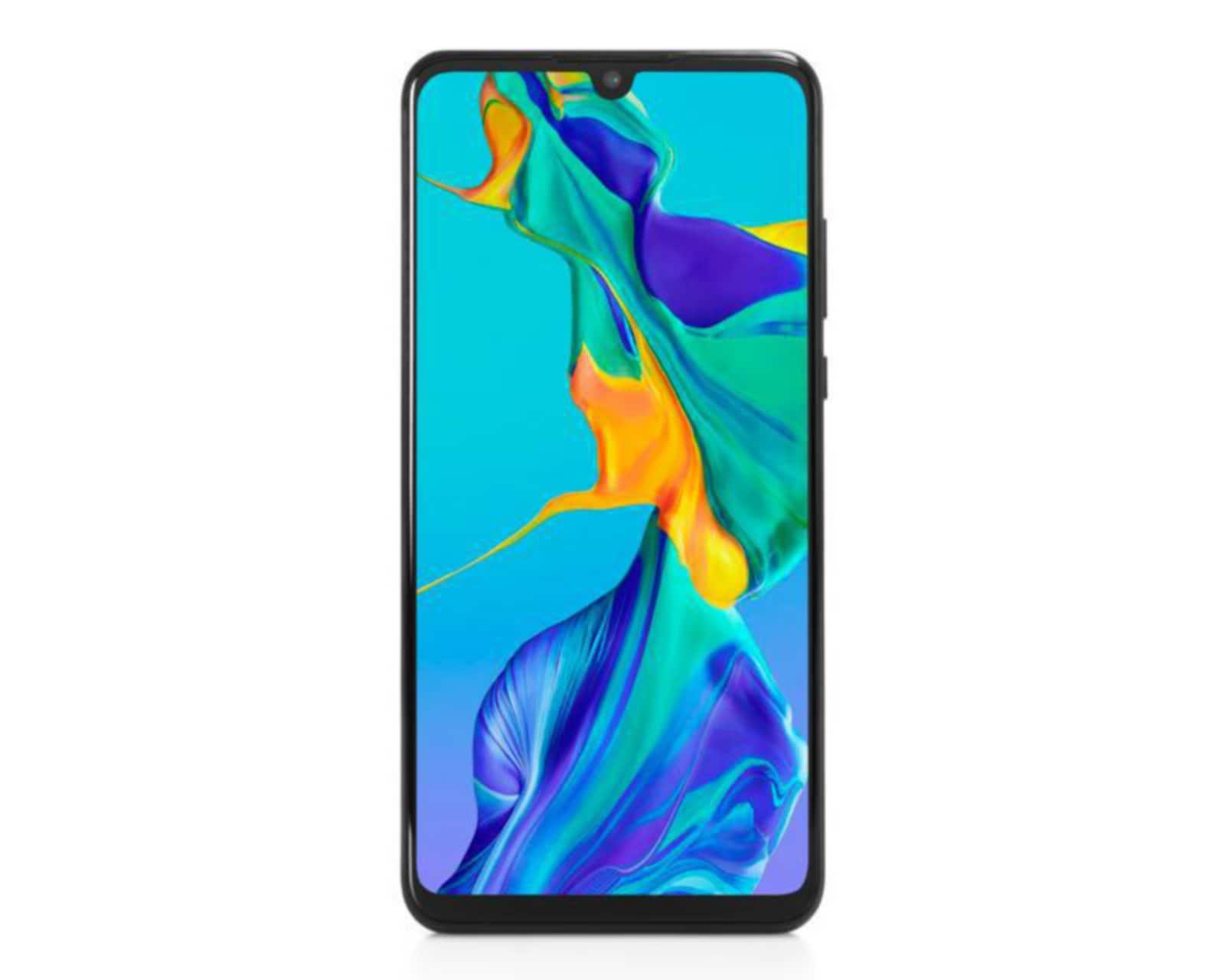 AT&T Huawei P30 Lite 128 GB Negro