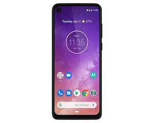 Movistar Motorola One Vision 128 GB Café