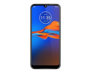 Movistar Motorola Moto E6 Plus 32 GB Plata