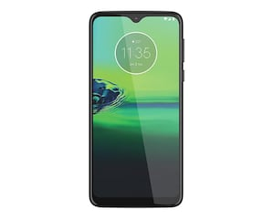 Movistar Motorola Moto G8 Play 32 GB Gris Obsidiana