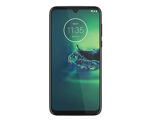 Movistar Motorola Moto G8 Plus 64 GB Azul