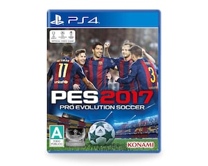 Pro Evolution Soccer (PES) 2017 para PS4