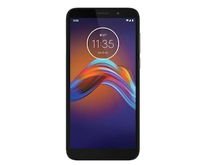 Movistar Motorola Moto E6 Play 32 GB Negro