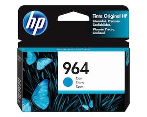 Cartucho de Tinta HP 964 Cian