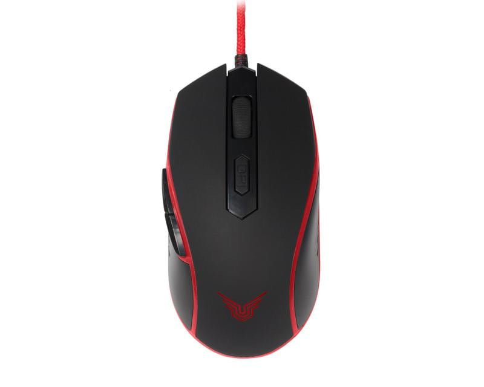 Mouse Alámbrico Gamecraft Xenon M10 Negro