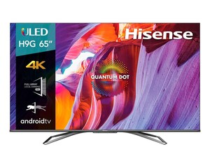 Pantalla ULED Hisense 65' Ultra HD 4K Smart TV 65H9G