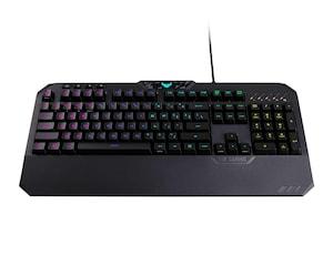 Teclado Alámbrico Gaming Asus TMAU-006