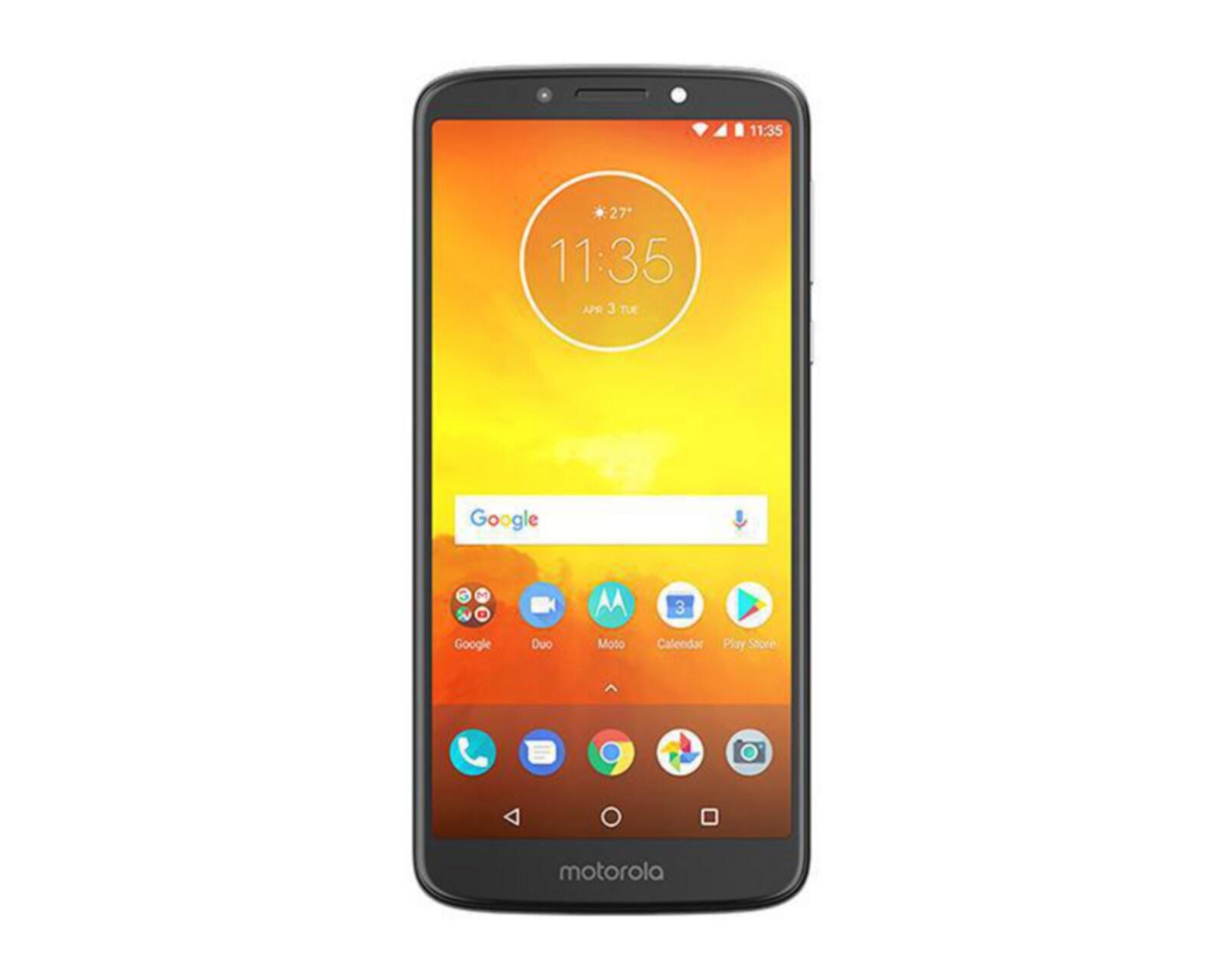 Movistar Motorola Moto E5 Gris