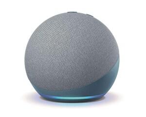 Asistente de Voz Amazon Alexa Echo Dot 4.a Generación con Alexa