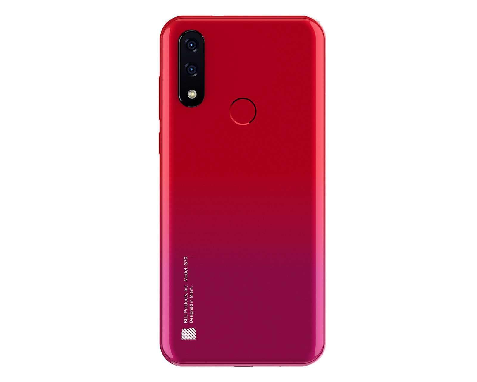 AT&T/Unefon BLU G70 32 GB Rojo