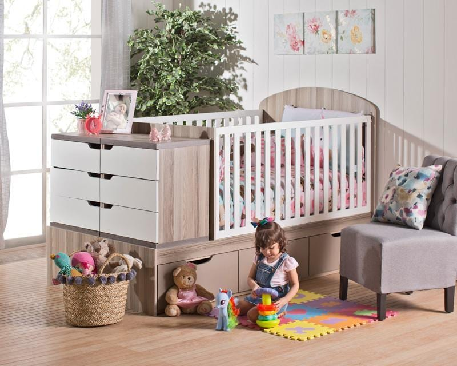 Cunas para bebés en línea | Coppel.com