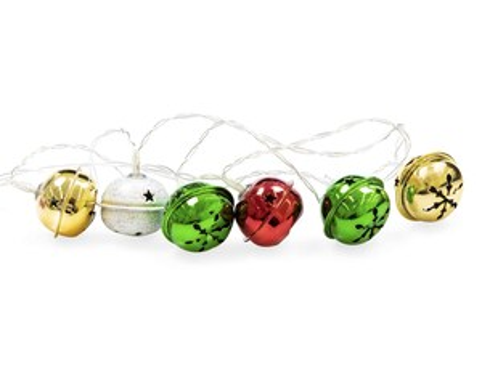 Luces de Navidad Multicolor con 6 Luces marca Starhaus