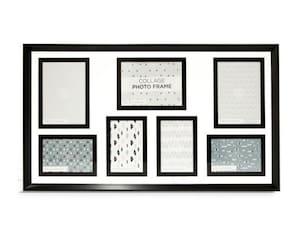 Set de Portarretratos de Plástico de 4x6 / 5x7'