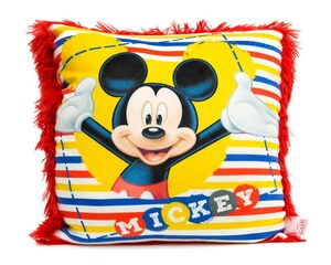 Cojín Decorativo Mickey Mouse Rojo