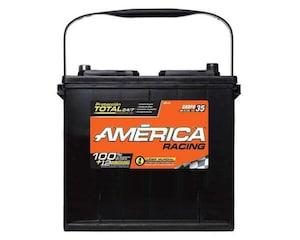 Acumulador América 35