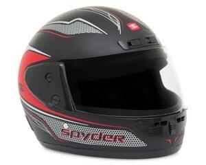 Casco para Motociclista Spyder Extragrande