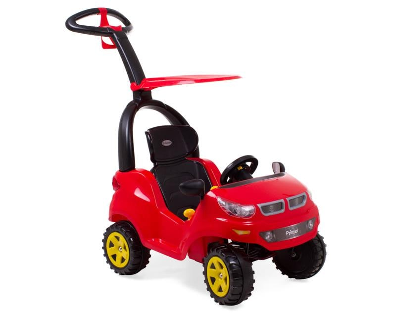 Montable Prinsel Adventure Push Rojo 5296213 Coppel