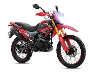 Motocicleta Veloci Xeverus PRO XR 250 cc 2019
