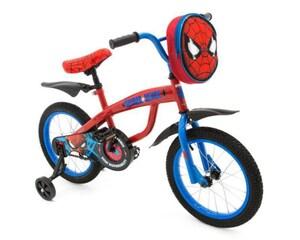 Bicicleta Veloci Spiderman Sense