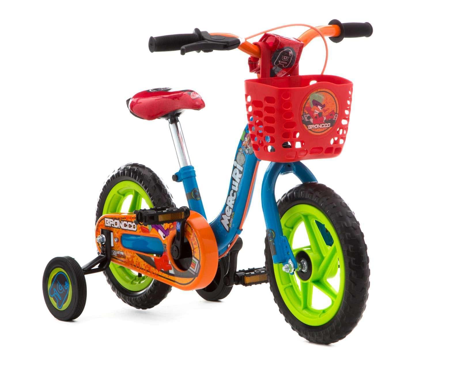 Bicicleta Infantil Broncco 12