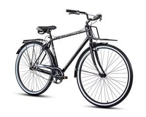 Bicicleta Urbana Mercurio Comfort London R700 color Negro