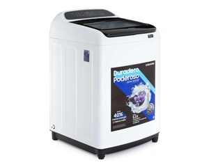 Lavadora Samsung Automática WA17T6260BW/AX 17 kg Blanca