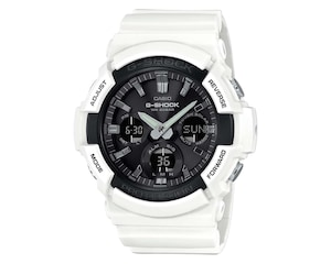 Reloj Casio G-Shock GAS-100B Blanco