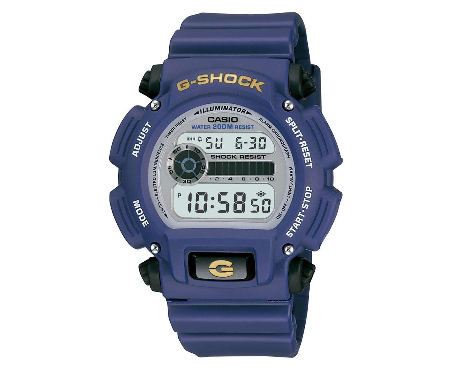 Foto 1 Reloj G-Shock DW-9052-2VCG Azul