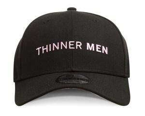 Gorra Thinner Men Colaboración New Era color Negro