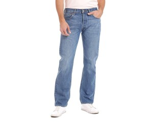 Pantalón 501 Straight Largo 32 marca Levi´s para Hombre