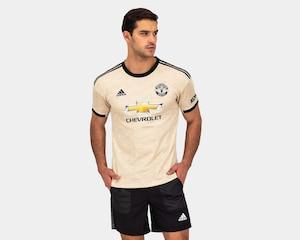 Jersey Adidas Fútbol Manchester United FC Visita