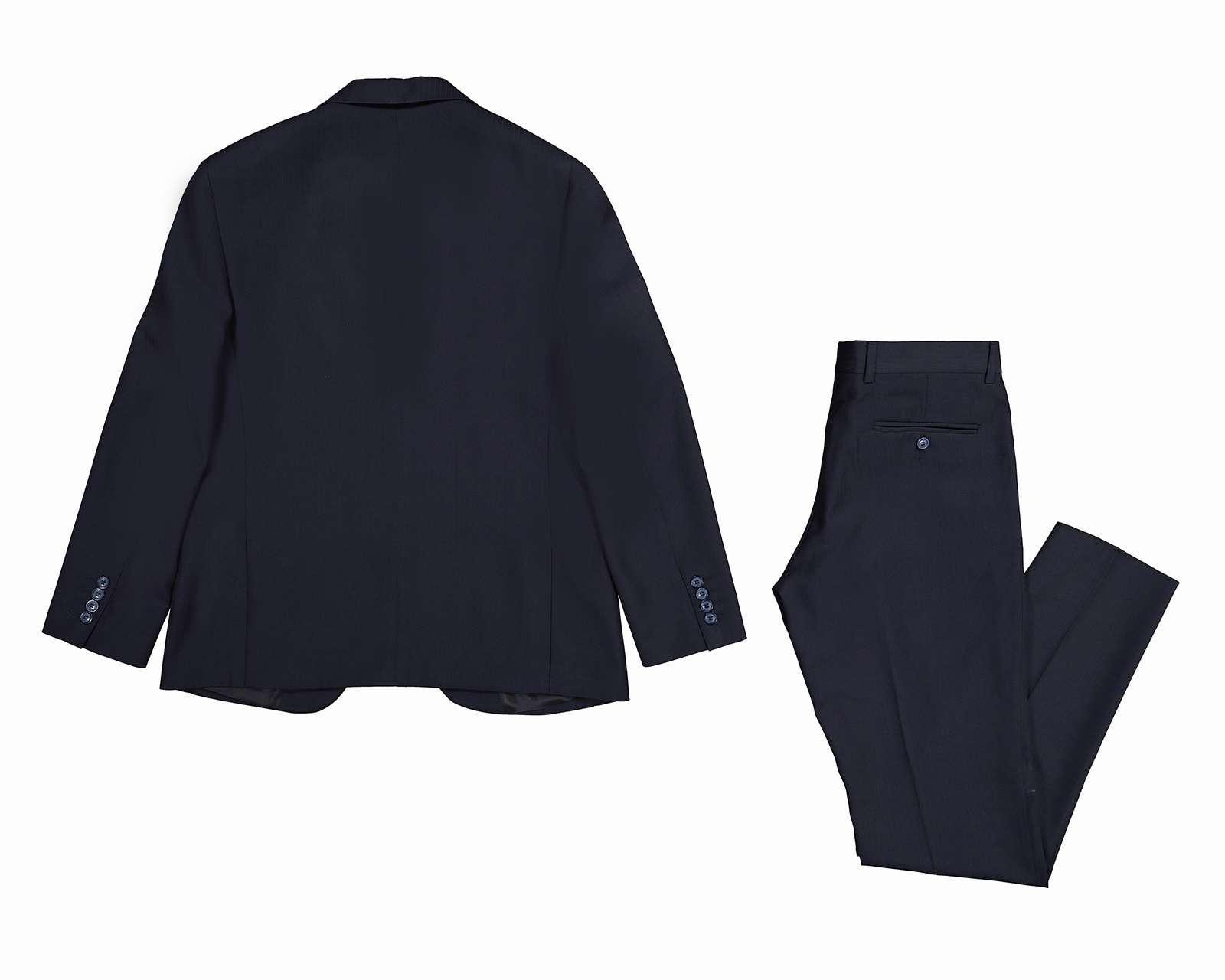 Foto 2|Traje de Vestir Azul marca Wall Street para Hombre