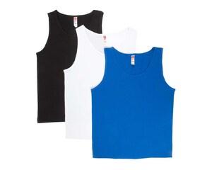 Camisetas Interiores Euro Cotton (3 piezas)