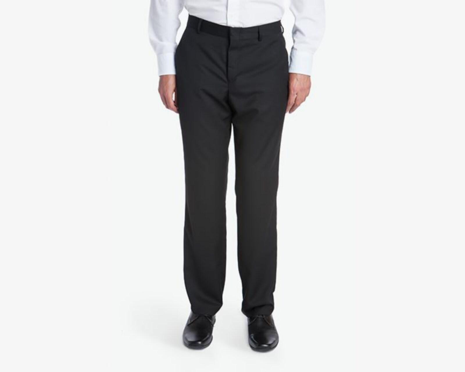Pantalón De Vestir Wallstreet Negro