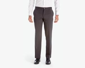 Pantalón de Vestir Gris marca Wallstreet para Hombre