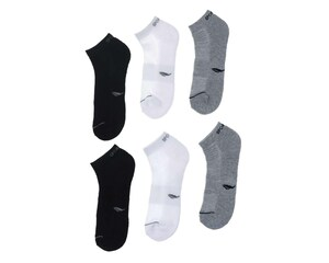 Set de 6 Pares de Calcetas Low Cut marca Sportline para Hombre