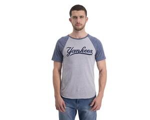 Playera Gris para Hombre MLB