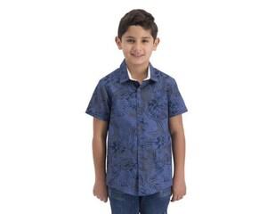 Camisa Azul marca Rio Beach para Niño